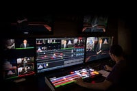 Control Software for TriCaster 460