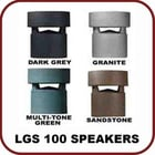 2-Way Landscape Garden Speaker, 100 Watts
