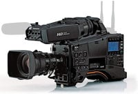 Panasonic AJ-PX380GF AVC-ULTRA Camcorder with AG-CVF15G Color LCD Viewfinder and FUJINON 17x Zoom Lens