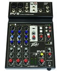 Peavey 03612570 PV 6 6-Input Stereo Mixer