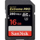 Extreme Pro SDHC USH-II Memory Card