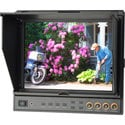 "Delvcam DELV-HDSD-10 Delvcam Monitor 9.7"" Dual In HDMI with Case"