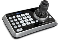 Compact PTZ Joystick Controller with RS232 and RS422
