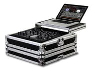 Odyssey FZGSDJM2000  Flight Zone Glide Style DJ Mixer Case for Pioneer DJM-2000