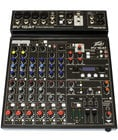 Peavey PV-10-AT 10-Channel Mixer With Antares Auto-Tune