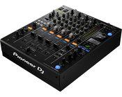 4-Channel DJ Mixer
