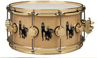 "DW Mick Fleetwood ""Rumours"" Icon Series Snare Drum, Fleetwood Mac"