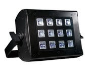 ADJ UV Flood 36 57° beam LED Black Light 12 x 3 watt Leds, DMX