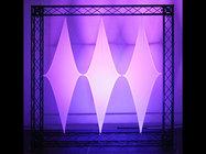 "Odyssey SWDD4819WHTX3 Scrim Werks 48""x19"" Diamond Decor Panel Display Set"