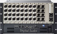 Digital Mixing System With 80 Inputs And 32 Outputs
