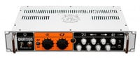 500 Watt Solid State Bass Amplifier Head, Rackmountable