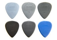 Dunlop Manufacturing Max-Grip Nylon Standard Guitar Picks - 12 Pack