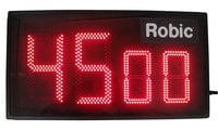 "TecNec Robic M903 Bright View 6"" LED Display Timer"