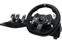 Logitech G920 DrivingForce Racing Wheel for Xbox One and PC