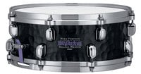 "Tama MP1455ST 5""x14"" Mike Portnoy Hammered Flat Black Signature Snare Drum"