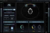 Virtual Mix Room over Headphones, Virtual Monitoring Plugin