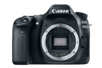 Canon EOS-80D-18-55-IS EOS 80D with 18-55 mm Lens 24.2 APS-C Digital Camera