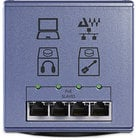 DiGiGrid DIGIGRID-S Power Over Ethernet For Audio Networks