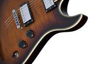 Electric Guitar, Tobacco Sunburst Finish