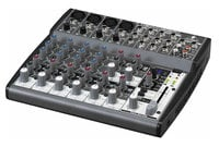 Behringer XENYX 1202FX 12-Input (4 mic, 4 stereo) 2-Buss Plus Digital Effects Send with Rotary Controls
