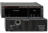 Radio Design Labs RU-NL2  Network to Line Level Interface, Dante Input, 2 Balanced Outputs