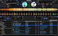 DJ Software with built-in Sample Player, Effects, iOS Remote Support