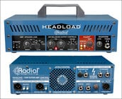 Radial Engineering Headload Guitar Amplifier Load Box