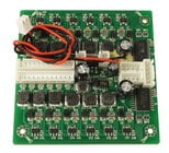 Elation D01-103123-01 LED Driver PCB Assembly for Opti Quad Par