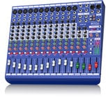 16 Input Analogue Live And Studio Mixer With MIDAS Mircrophone Preamplifiers