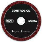 Serato DJ Control CDs