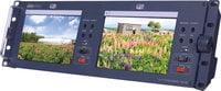 TFT LCD Monitor, 2 x 7