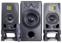 Studio Monitor Bundle, 2- A3X 1- SUB7 MATCHED