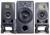 ADAM Audio BUNDLEA3XSUB7 Studio Monitor Bundle, 2- A3X 1- SUB7 MATCHED
