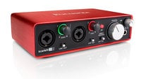 Focusrite Scarlett 2i2 (2nd Gen) 2x2 USB 2.0 Audio Interface