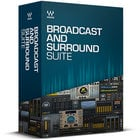 Waves Broadcast and Surround Suite [VIRTUAL] Audio Processing Software Bundle