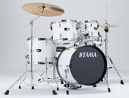 Imperialstar 5-piece Drumset with Meinl Cymbals & 18