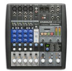 8-channel Hybrid Performance and Recording Mixer