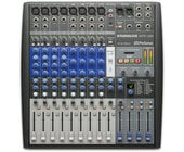 14-channel Hybrid Performance and Recording Mixer