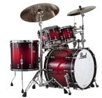 4-Piece Reference Pure Shell Pack, Scarlet Sparkle Burst Finish