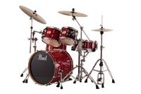 4-Piece Session Studio Classic Shell Pack, Sequoia Red Finish