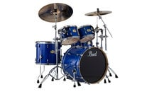 4-Piece Session Studio Classic Shell Pack, Sheer Blue Finish