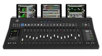 Digital Control Surface With 17 Faders, For Use With DL32R