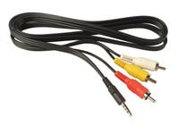 JVC QAM0509-001  Multi A/V Cable for GZMG330AUS