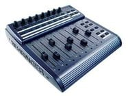 USB/MIDI Control Desk with 8 Faders