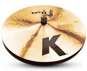 "13"" K Hi-Hat Top"