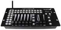 12-Channel, 6 Fader Wireless Rackmount DMX Controller with Skywire