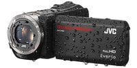 JVC GZ-R320B Quad Proof Everio Full HD AVCHD Camcorder GZR320BUS