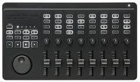 8-Fader DAW Controller with USB and Bluetooth