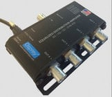 Osprey Video 97-11004  1:4 Equalized 3G Distribution Amplifier with DVB-ASI