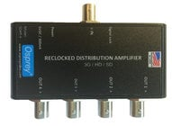 Osprey Video 97-11014  1:4 Equalized & Reclocked 3G Distribution Amplifier